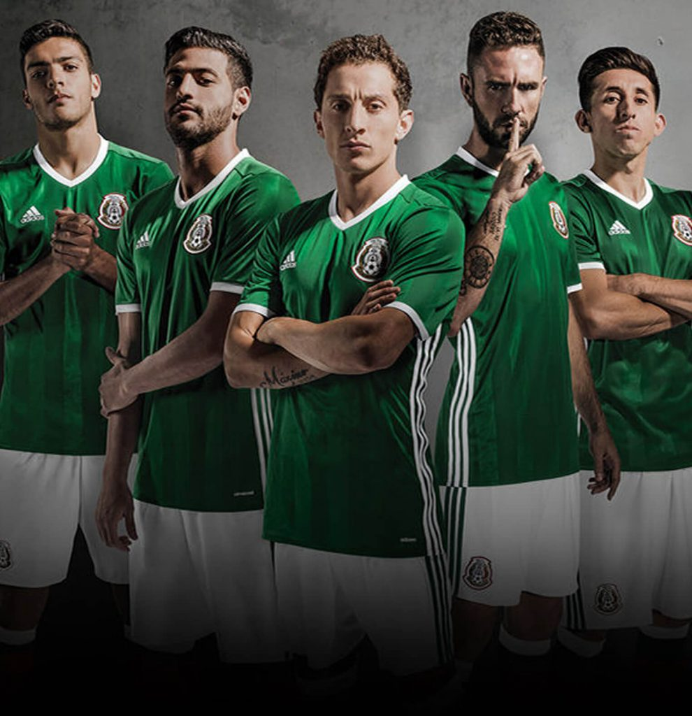 Mexican National Soccer Team – U.S. Tour